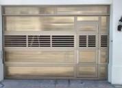 Vidrio y aluminio reparacion de cortinas de garage