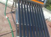 Calentadores solares sky power