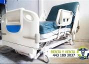 Renta de camas de hospital