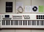 Axiom pro 61 teclado controlador