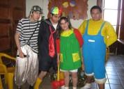Barney y amigos show infantil cdmx