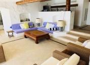 En venta bonita y moderna villa sobre zona dorada 4 dormitorios