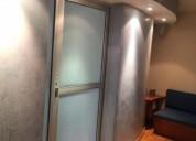 Renta consultorio 55 m2 col nochebuena excelente edificio en benito juárez