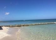 renta de casa en el puerto con vista al mar ubicada en chelem yucatan 2 dormitorios