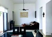 renta de casa en privada monte alto cerca a conkal merida yucatan 2 dormitorios 250 m2
