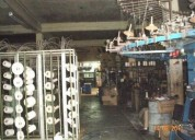 Calle mineros fabrica en venta en exclusiva gr en venustiano carranza