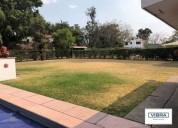 casa con alberca y enorme jardin a la venta en yautepec morelos 4 dormitorios 1601 m2