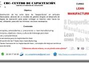 Curso capacitacion lean manufacturing