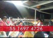 Norteños en cuajimalpa 55 1697 4726 buen ambiente