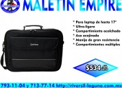 Maletin empire para laptop