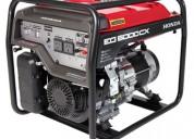 Venta y renta de generador electrico