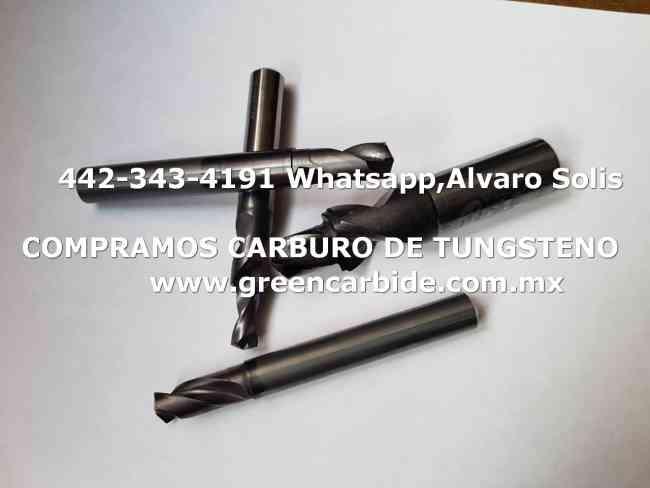 COMPRO DESPERDICIO DE TUNGSTENO EN SALAMANCA