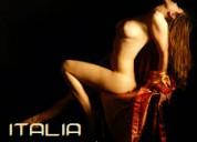 Italia masaje erótico sexual.