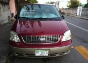 ford freestar 2004 limited gasolina 170000 kms