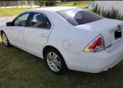 Ford fusion 2006 en excelentes condiciones todo pagado gasolina 120000 kms