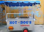 Puesto de hotdogs (nuevo)
