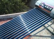 Calentadores solares solaris