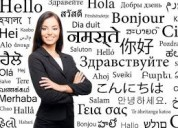Traductor de sueco, danés, alemán, inglés, e