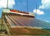 Calentadores  solares a un buen costo y garantia