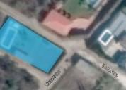 Venta terreno o jardin en morelos oaxtepec tehuixtlera con alberca 547 m2