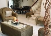se vende casa en cancun fraccionamiento lomas virreyes en cancún