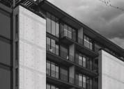 Departamento de lujo con vista panoramica milenio iii 1 dormitorios 80 m2