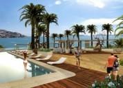 departamento en venta acapulco costa azul a pie de playa y vista al m 2 dormitorios 91 m2