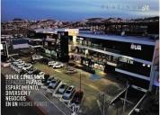 Local en renta ideal para corporativo o gimnasio en av cantera 4500 m2