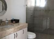 casa en renta vacacional real del sol playa del carmen 3 dormitorios 135 m2