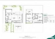 casa tres habitaciones posible 4 arcos de bambu en quintana roo