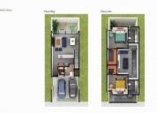 Hermosos lofts residenciales madero 54 modelo arce 2 dormitorios 108 m2