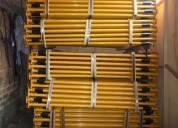 Puntales metalicos o pies derechos en venta