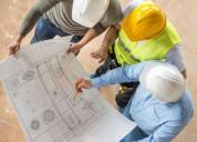 Los trabajadores de ingeniería civil necesarios en