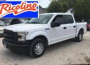 Ford lobo en venta doble cabina