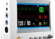 "Monitor de signos vitales promise de 7"""