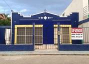 Excelente terreno con local comercial en san vicente chuburna merida 373 m2