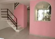se vende casa en cancun fraccionamiento paseos del caribe seguridad 24 en cancún