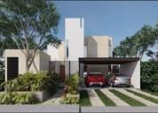 Casa residencial en privada cholul 3 dormitorios 370 m2