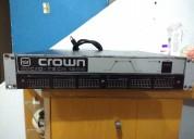 Amplificador crown 1200