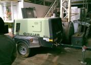 Venta y renta de compresor de aire para concreto