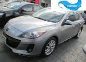 Mazda 3 año 2014