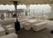 Salas lounge en cumbres y area metropolitana
