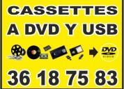 Ahora puedes convertir tus vhs a dvd - usb en gdl