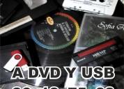 Lugares donde pasan vhs a dvd y usb en guadalajara