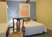 ¡suites y apartamentos amueblados en renta!