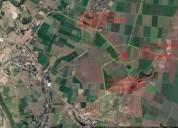 Tierras con planta de amoniaco y huerta en pueblo viejo nio guasave 27500 m2