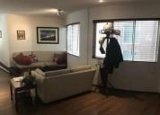 Depa en venta en roma norte 2 dormitorios 110 m2