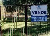 Terrenos en venta en la salida a patzcuaro 7400 m2