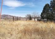 Terrenos rusticos en venta colonia mexico chihuahua chih 502 m2