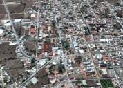 Terreno comercial huichapan hidalgo 3820 m2